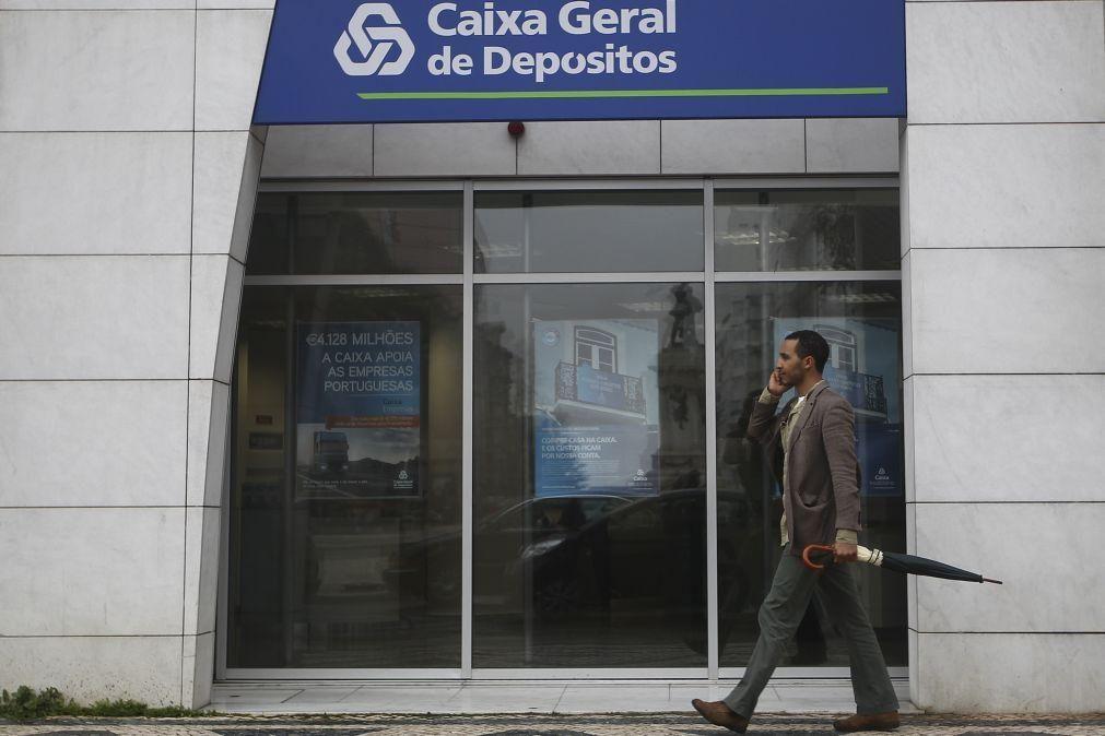 Caixa Geral de Depósitos reduziu 135 trabalhadores até junho