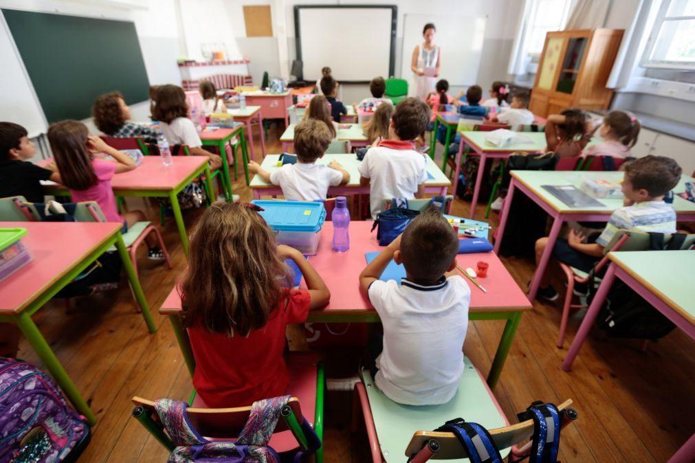 Menos 18 mil alunos em Portugal no último ano letivo