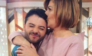 Júlia Pinheiro confessa ao filho que