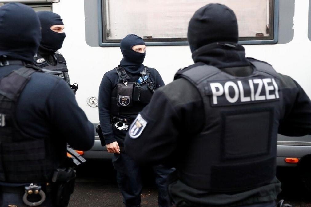Tiroteio em Berlim provoca 4 feridos, três homens e uma mulher
