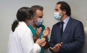 Covid-19: Madeira prevê vacinar 20 mil jovens a partir dos 12 anos - Albuquerque