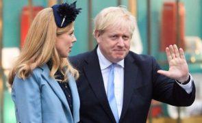 Boris Johnson vai ser pai