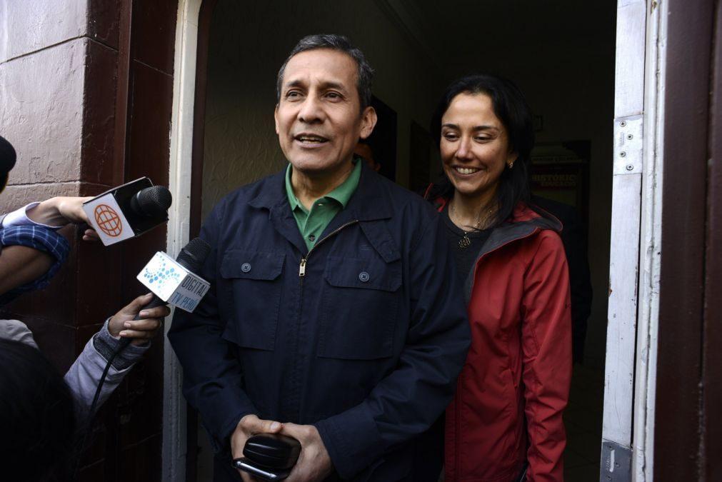 Ex-presidente do Peru detido por suspeita de corrupção