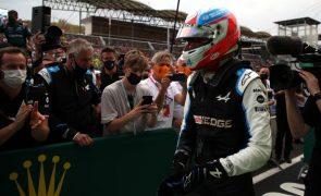 Esteban Ocon estreia-se a vencer no GP da Hungria de Fórmula 1