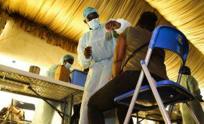 Covid-19: Angola com mais 38 casos e cinco óbitos