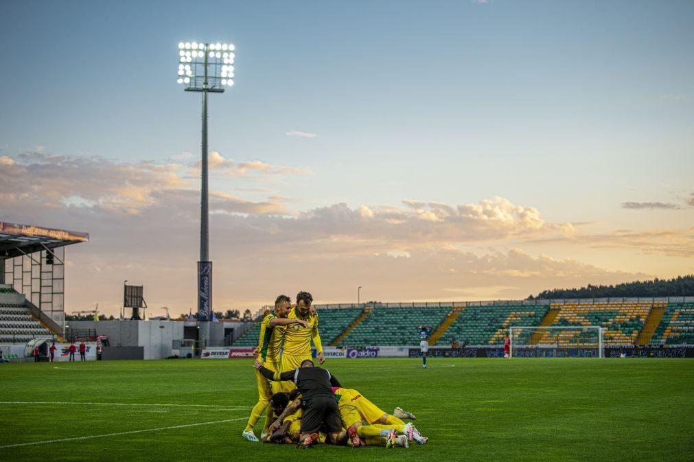 Paços de Ferreira divulgou condições de acesso ao estádio