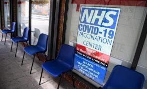 Covid-19: Reino Unido regista 65 mortes e 24 mil novos casos num dia