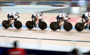 Tóquio2020: Alemanha bate recorde do mundo de perseguição no ciclismo feminino