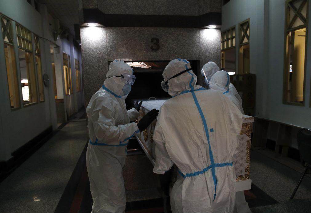 Covid-19: Balanço mundial indica 4.227.765 mortos desde o início da pandemia