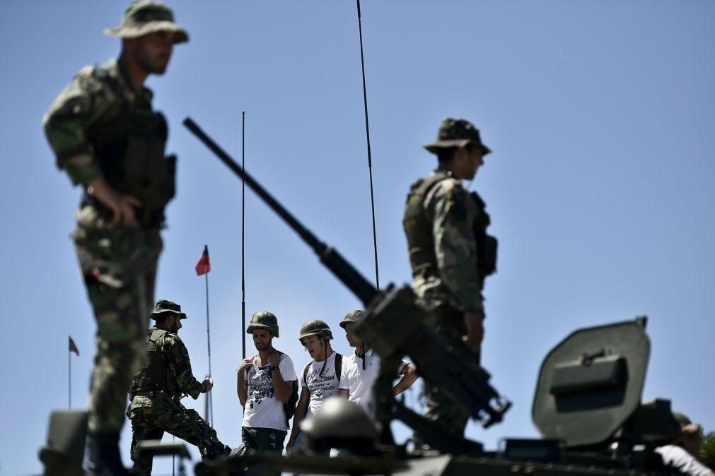Covid-19: Dia da Defesa Nacional registou 03 positivos em mais de 42 mil jovens, sem surtos