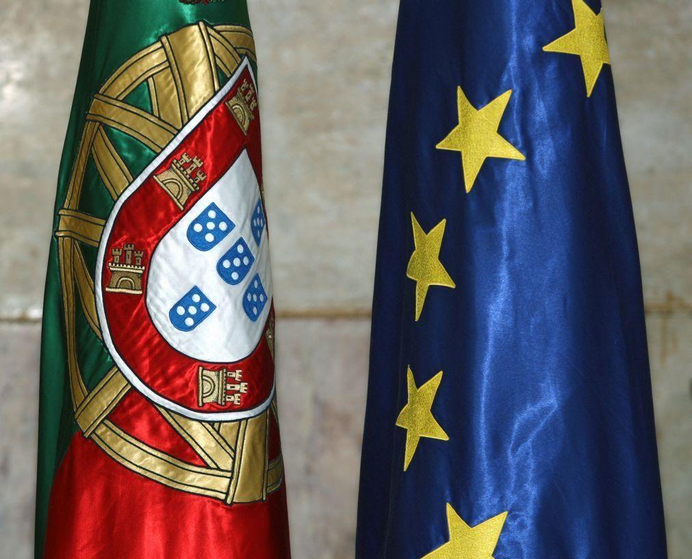 Covid-19: Portugal desce em média de novos casos diários na União Europeia