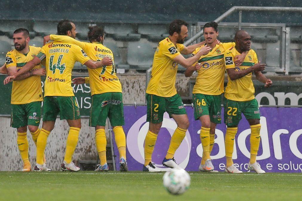 LCE: Paços de Ferreira defronta Tottenham no 'play-off' se eliminar Larne