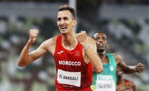 Tóquio2020: Marroquino El Bakkali interrompe 'reinado' queniano nos obstáculos