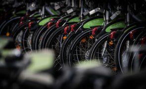 EMEL alerta para vandalização de bicicletas da rede GIRA em Lisboa