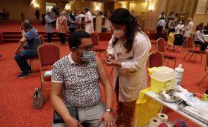 Covid-19: OMS pede à Tunísia para acelerar vacinação