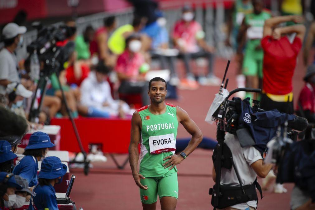 Tóquio2020: Nelson Évora falha final do triplo salto na despedida