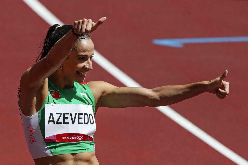 Tóquio2020: Cátia Azevedo qualifica-se para as semifinais dos 400 metros
