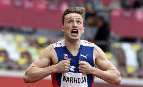 Tóquio2020: Karsten Warholm vence ouro nos 400 metros barreiras com recorde mundial
