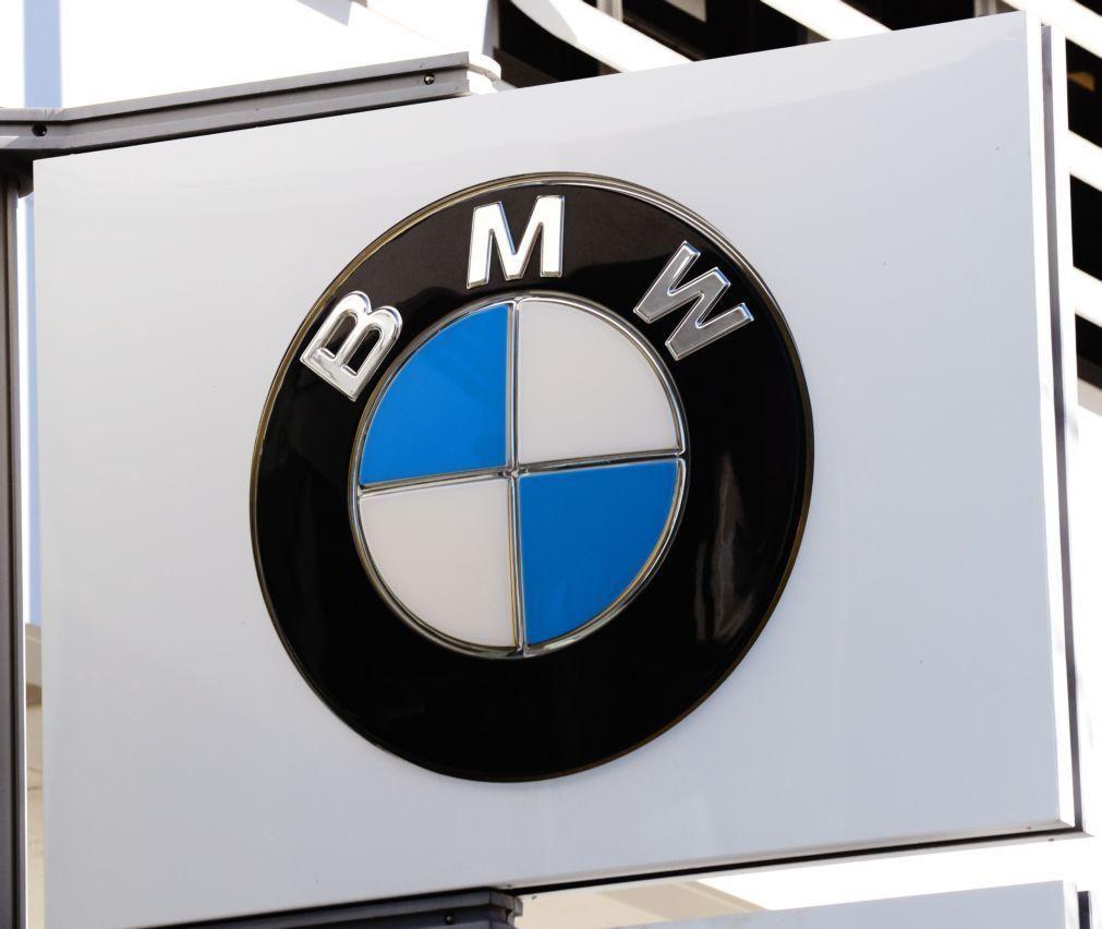 Lucro do grupo alemão BMW cresce 21 vezes no 1.º semestre para 7.623 ME