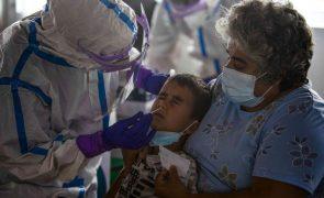 Covid-19: Açores com 17 novos casos e 90 recuperações nas últimas 24 horas