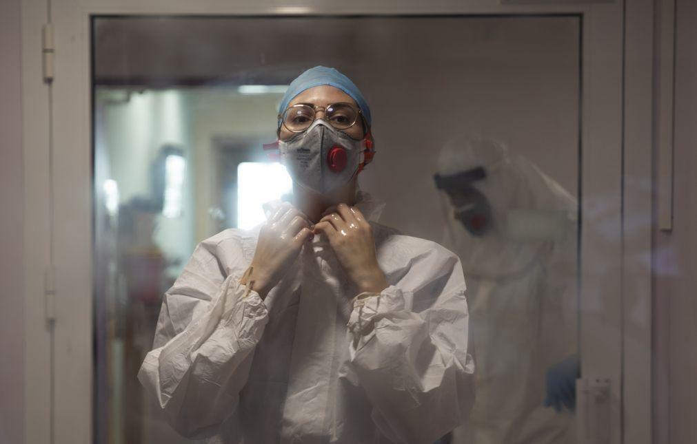 Covid-19: África com mais 565 mortes e 25.645 novas infeções nas últimas 24 horas