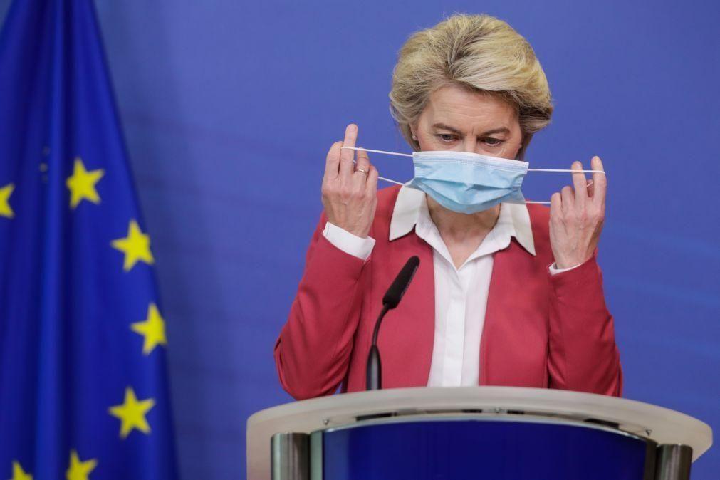 Covid-19: 60% da população da UE já está vacinada