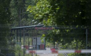 Guarda fronteiriça da Lituânia com ordens para usar a força para expulsar migrantes