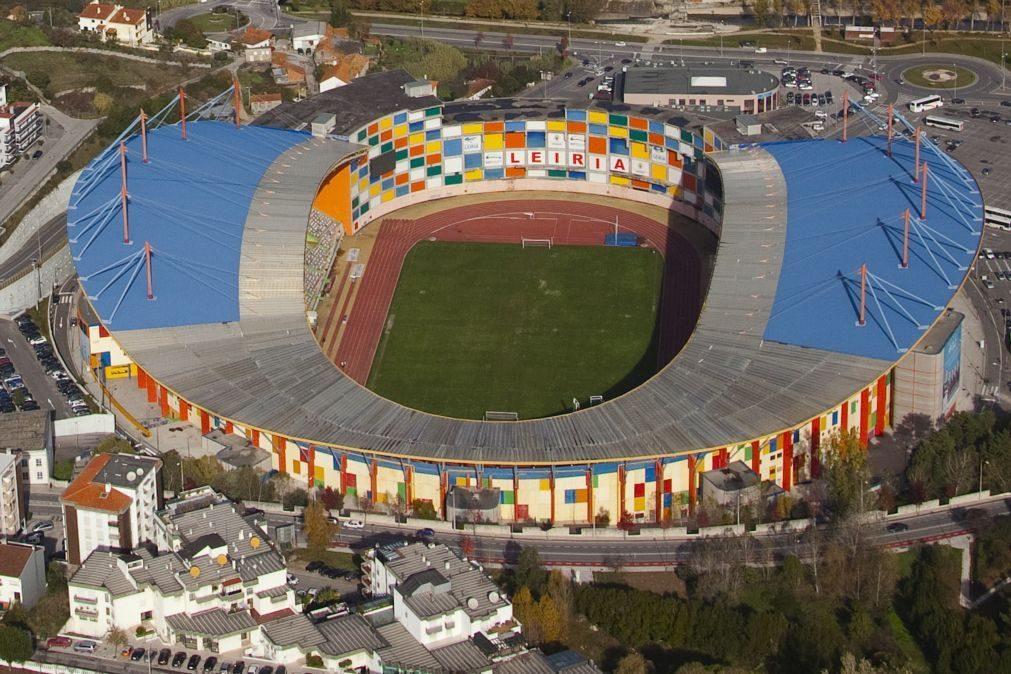 Belenenses SAD disputa primeiros três jogos caseiros na I Liga em Leiria