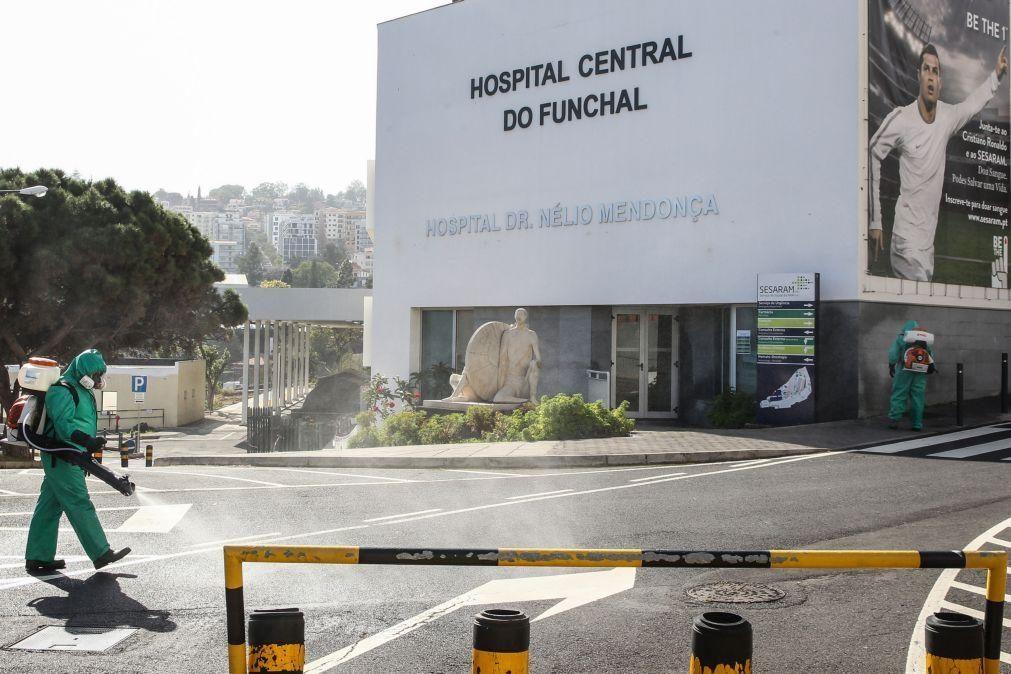 Covid-19: Madeira regista 32 novos casos e um total de 227 infeções ativas