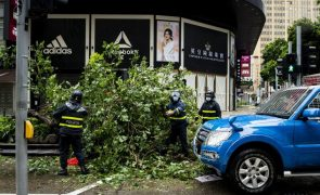 Macau cancela alerta de tempestade tropical