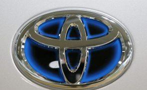 Lucro da Toyota sobe 465% entre abril e junho para quase 7.000 milhões de euros