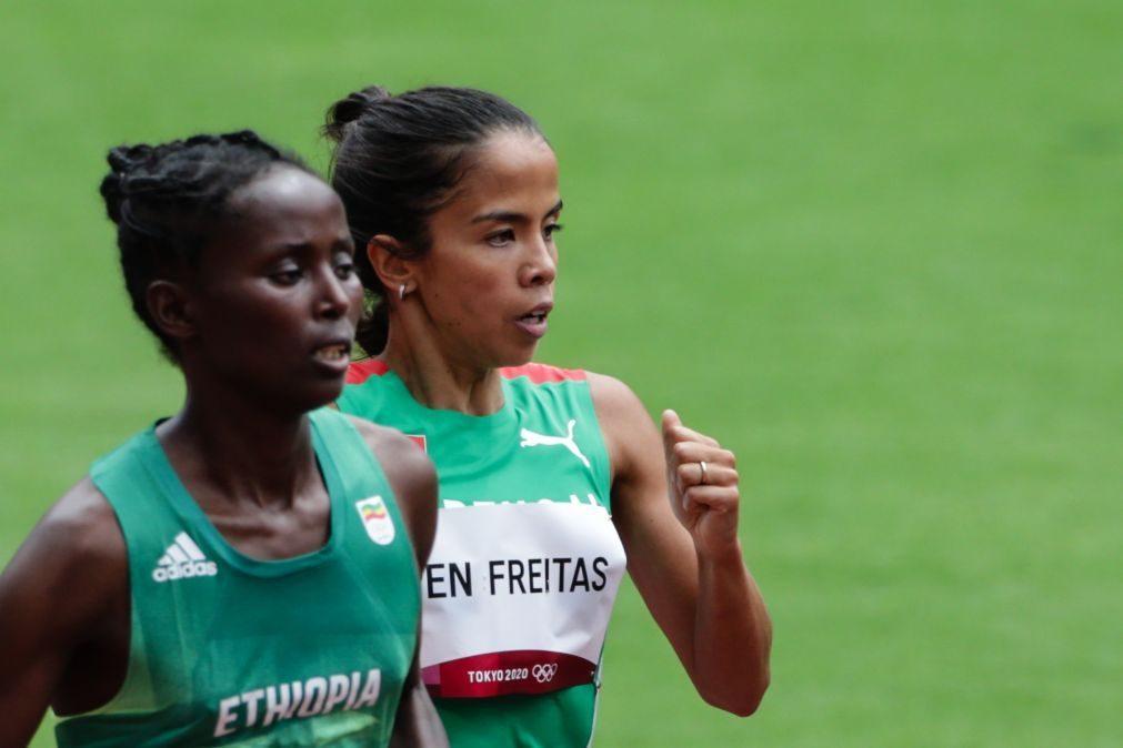 Tóquio2020: Marta Pen falha final dos 1.500 metros e acaba no 19.º lugar
