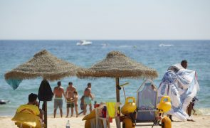 Autoridade Marítima e DGS lançam campanha para evitar acidentes nas praias