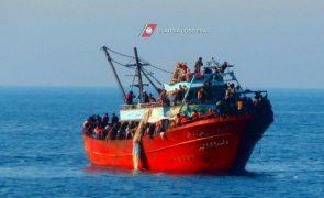 Itália pede ativação imediata de mecanismo europeu de distribuição de migrantes