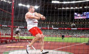 Tóquio2020: Polaco Wojciech Nowicki é o campeã olímpico do lançamento do martelo