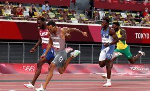 Tóquio2020: Canadiano De Grasse finalmente campeão dos 200 metros