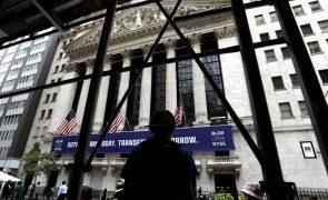 Wall Street negoceia sobretudo em baixa após dados do emprego