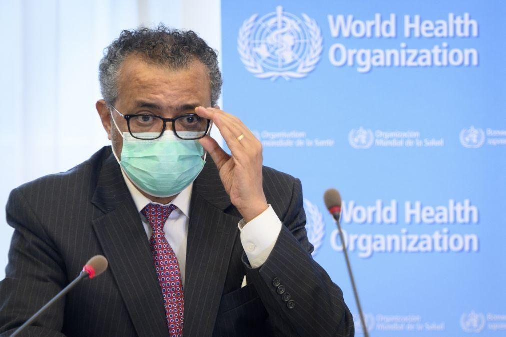 Covid-19: OMS pede moratória sobre doses de reforço das vacinas