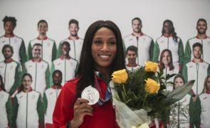 Tóquio2020: Patrícia Mamona aponta à consolidação no 'clube' dos 15 metros