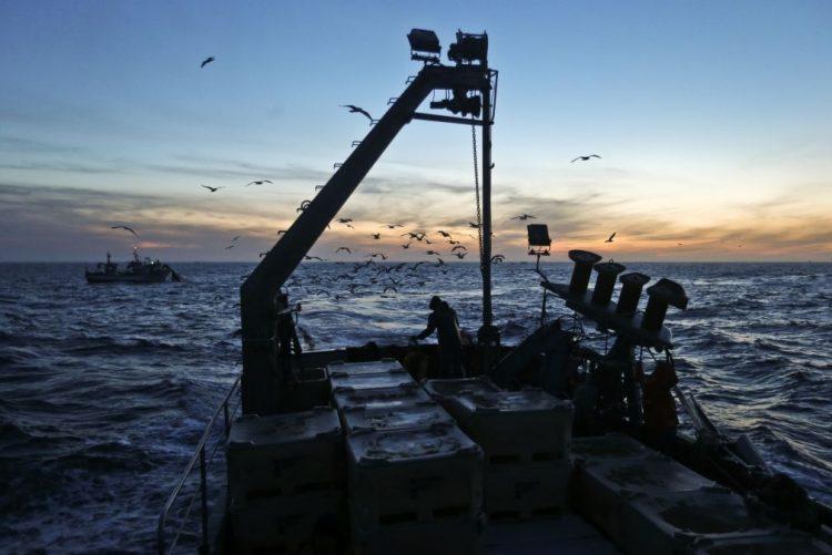 Polícia angolana apreendeu oito embarcações por pesca ilegal junto de plataformas petrolíferas