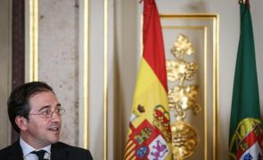 Próxima cimeira ibérica realiza-se em Trujillo em 28 de outubro