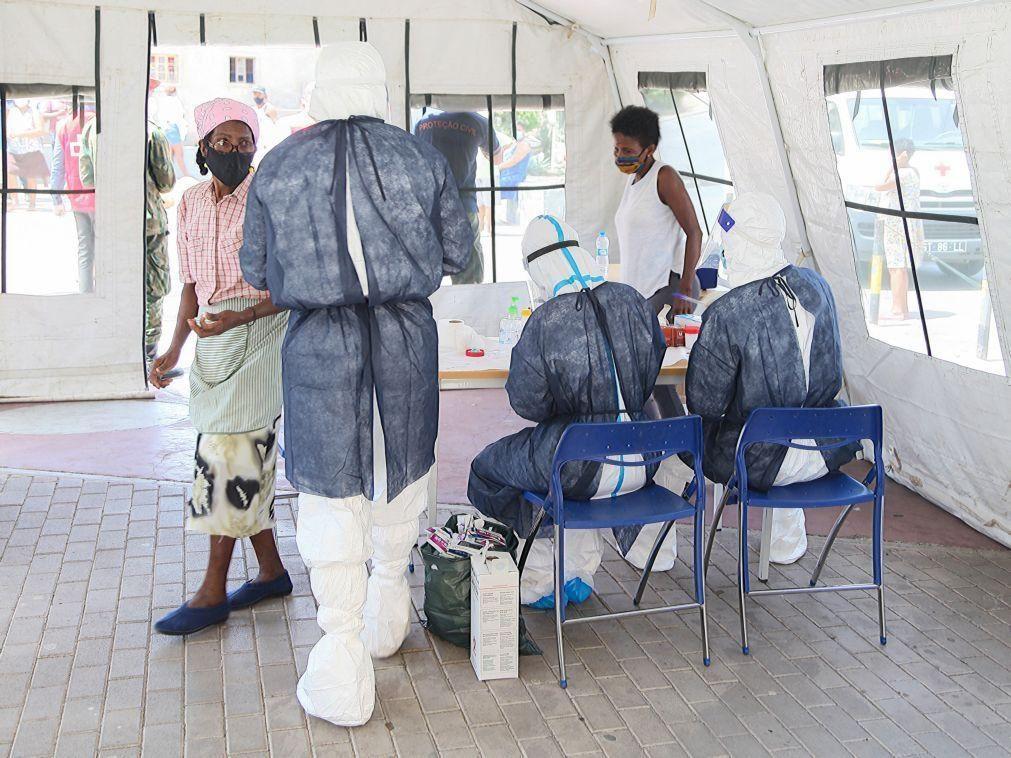Covid-19: Mais 48 novos casos positivos em Cabo Verde em 24 horas