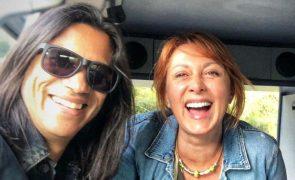 Viúvo de Maria João Abreu 'foge' para fora nas primeiras férias sem atriz