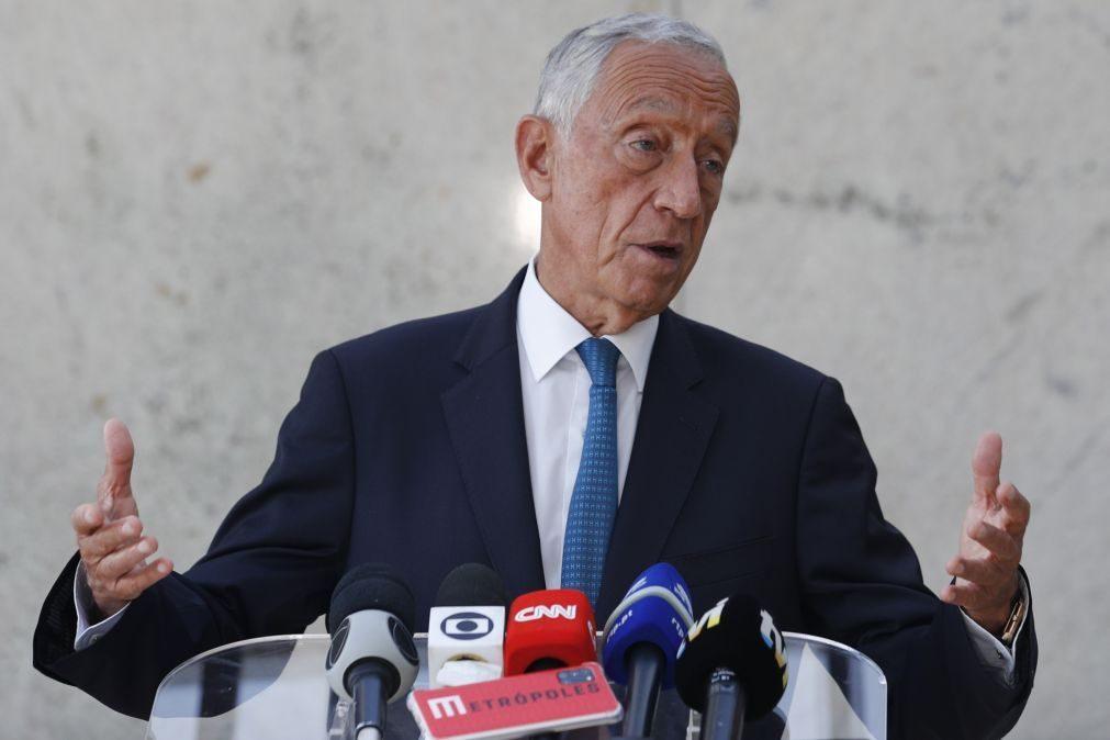 Marcelo pede para TC fiscalizar acesso do Ministério Público a emails sem ordem de juiz