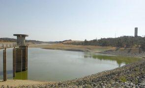 16 albufeiras com mais de 80% de água no final de julho