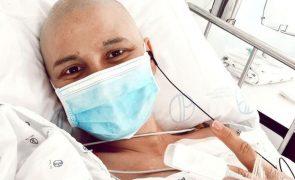 """Joana Cruz operada ao cancro da mama: """"Hoje caem-me lágrimas de alegria!"""""""