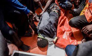 Situação dos 800 migrantes resgatados no Mediterrâneo é insustentável - ONG