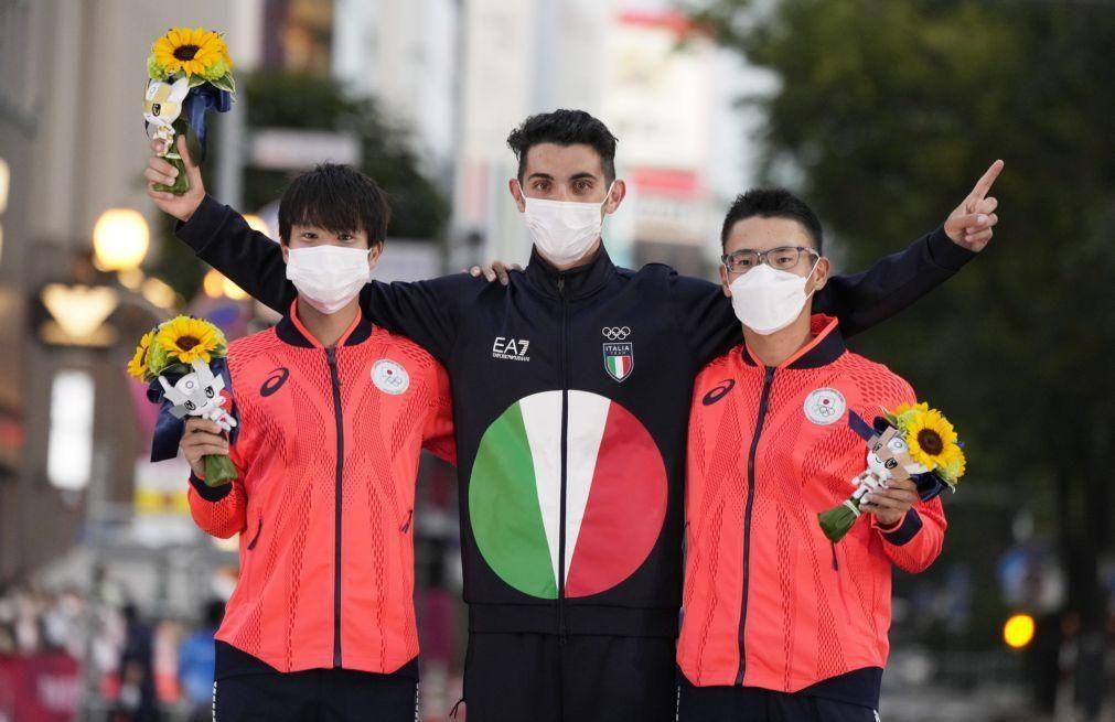Tóquio2020: Italiano Massimo Stano  triunfa nos 20 km marcha