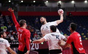 Tóquio2020: França na final no torneio de andebol após vencer o Egito