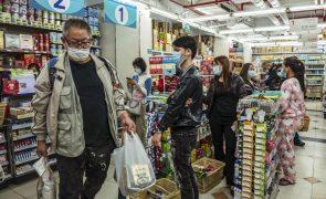 Covid-19: Macau recebe ajuda de 300 técnicos da China para testes em massa à população